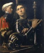 Giorgione Pope fleet department life Jacob wears Salol portrait oil painting picture wholesale