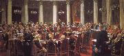 Ilia Efimovich Repin May 7, 1901 a State Council meeting oil painting picture wholesale
