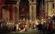 Jacques-Louis David The Coronation of Napoleon oil painting picture wholesale