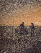 Jean Francois Millet Dark oil painting picture wholesale
