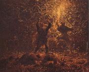 Jean Francois Millet Folk oil painting picture wholesale
