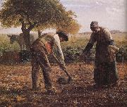 Jean Francois Millet Sower oil painting picture wholesale