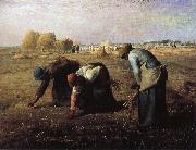 Jean Francois Millet Gleaners oil painting picture wholesale