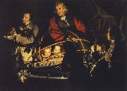 Joseph Wright Instrument of the solar system oil painting picture wholesale