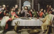 Juan de Juanes the last supper oil painting picture wholesale