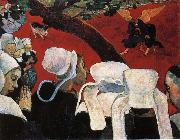 Paul Gauguin Jacob struggled with the Angels oil painting picture wholesale