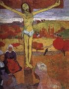Paul Gauguin Yellow Christ oil painting picture wholesale