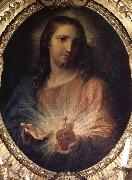 Pompeo Batoni Sacred Heart of Jesus oil painting reproduction