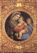 RAFFAELLO Sanzio The virgin mary in the chair oil painting picture wholesale