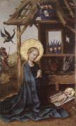 Stefan Lochner Adoration of Christ oil painting picture wholesale