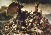 Theodore Gericault raft of the medusa oil painting reproduction