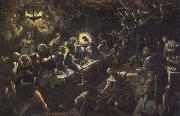 Tintoretto The Last Supper oil painting picture wholesale
