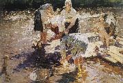 unknow artist Laundry M oil painting picture wholesale