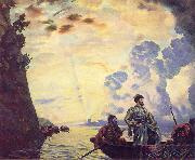 Boris Kustodiev Stepan Razin oil painting picture wholesale