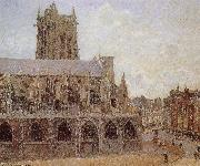 Camille Pissarro Jack Church oil painting reproduction