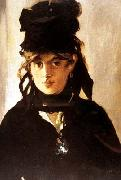 Edouard Manet Berthe Morisot oil painting picture wholesale