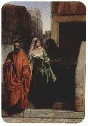 Francesco Hayez Venetian Women oil painting picture wholesale
