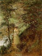 Frederick Mccubbin The Letter oil painting picture wholesale