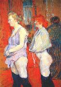 Henri de toulouse-lautrec The Medical Inspection at the Rue des Moulins Brothel oil painting picture wholesale