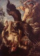 Jacob Jordaens Jacob Jordaens, Prometheus oil painting reproduction
