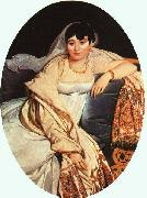 Jean Auguste Dominique Ingres Madame Riviere oil painting picture wholesale