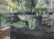 Joaquin Sorolla V Garden oil painting reproduction