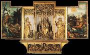 Matthias Grunewald Isenheim Altarpiece oil painting picture wholesale