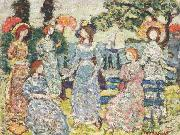 Maurice Prendergast The Grove oil painting picture wholesale