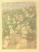 Maurice Prendergast Children at Play oil painting artist