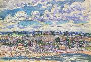 Maurice Prendergast St. Malo oil painting picture wholesale