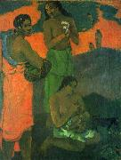 Paul Gauguin Maternity oil painting picture wholesale