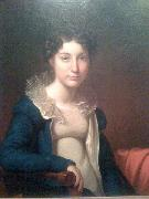 Rembrandt Peale Mary Denison oil painting artist
