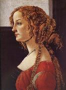 Sandro Botticelli  Spain oil painting artist