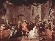 William Hogarth The Beggar Opera VI oil painting picture wholesale