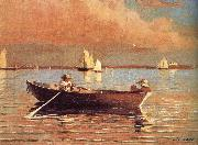 Winslow Homer Glastre Bay oil painting reproduction