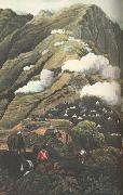 william r clark brittiskt trupplager vid himalayas fot omkring 1840 oil painting picture wholesale