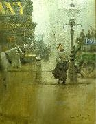 Anders Zorn i mpressions de londres oil painting reproduction