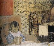 Edouard Vuillard Take any child oil painting reproduction