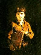 Sir Joshua Reynolds the schoolboy Spain oil painting reproduction