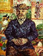 Vincent Van Gogh pere tanguy Spain oil painting artist