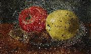 Anna Munthe-Norstedt Still Life with Apples oil painting artist