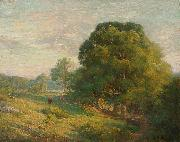 Chandler Winthrop A June Day oil painting