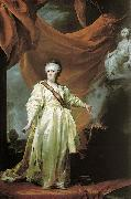 Dimitri Levitzky Portrait of Catherine II Spain oil painting artist