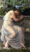 Edith Corbet The Sleeping Girl oil painting