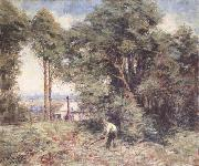 Frederick Mccubbin Labouring in the Bush oil painting reproduction
