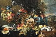 Jan Davidsz. de Heem This file has annotations. Move the mouse pointer over the image to see them. oil painting artist