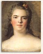 Jean Marc Nattier Daughter of Louis XV oil painting reproduction