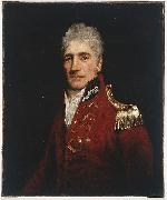 John Opie Lachlan Macquarie attributed to oil painting
