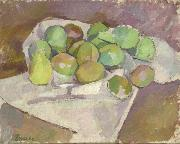 Patrick Henry Bruce Plums oil painting artist