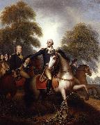Rembrandt Peale Washington Before Yorktown oil painting artist